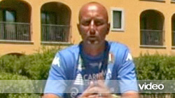 Gianluca Guidi staff del Diego Dominguez Rugby Camp