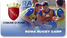 Roma: Diego Dominguez Rugby Camp